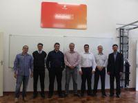 17/08/2012: BIMETAL participa do projeto de construção do Núcleo de Desenvolvimento de Competência na ETE (Escola Técnica de Eletrônica) em Santa Rita do Sapucai MG