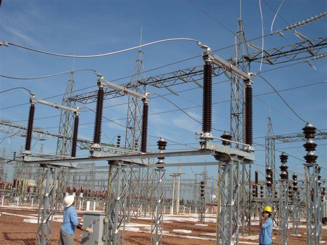Estruturas para Subestações de Energia